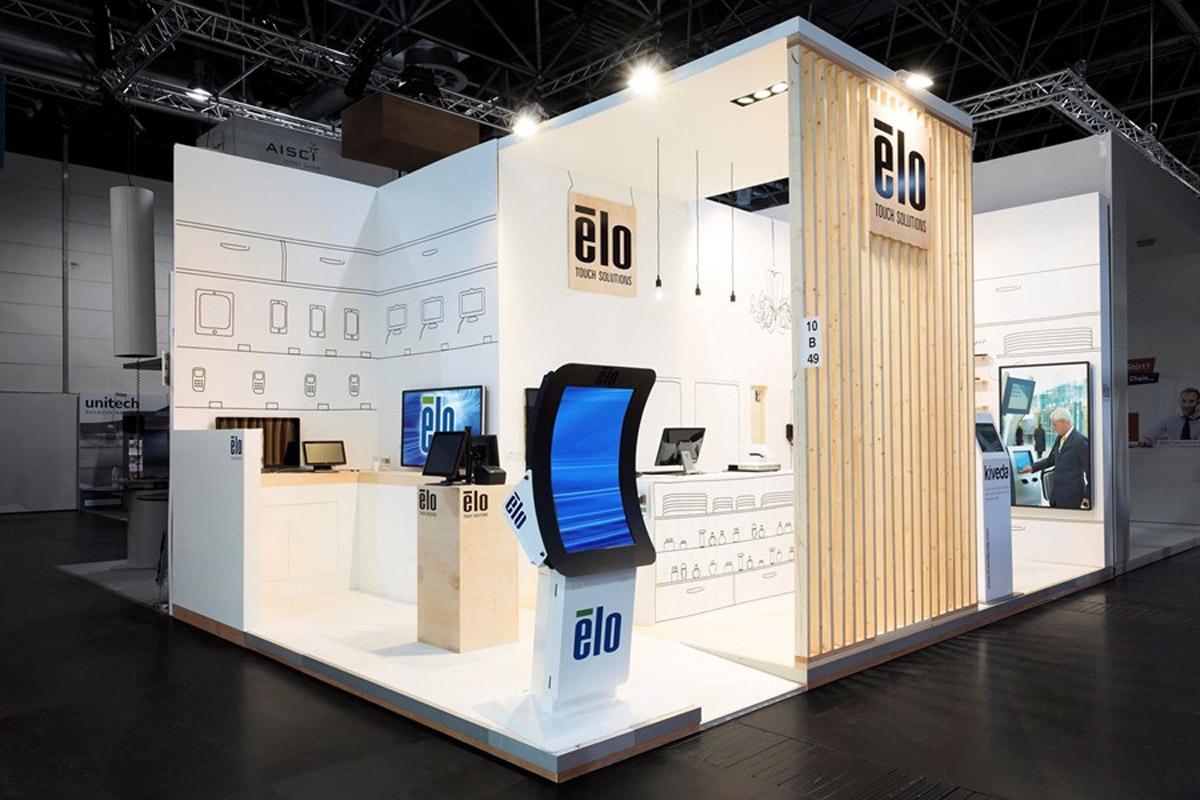 Начало продаж сенсорного оборудования бренда Elo