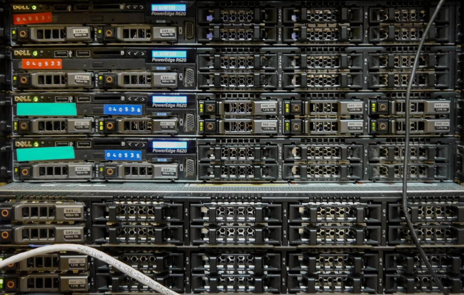 Система мониторинга серверных комнат для Банка МИА